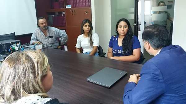 Directorio de Saeta y Conductoras - Foto: Salta.gov.ar