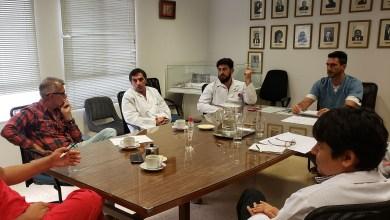Photo of Coronavirus en Salta: El Hospital San Bernardo presentó su Comité de Emergencia