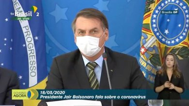 Photo of Insólito: Bolsonaro describió al coronavirus como una «gripecita»