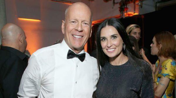 Bruce Willis Demi Moore