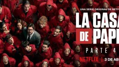 Photo of «La casa de papel» estrenó el póster oficial para su cuarta temporada