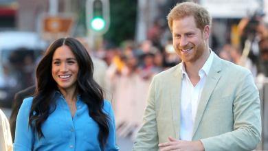 Photo of Meghan Markle y el príncipe Harry se despiden de Canadá y vuelan a su nuevo hogar