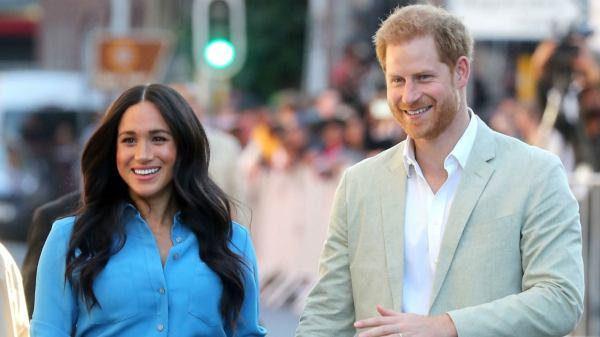 Príncipe Harry y Meghan Markle 1