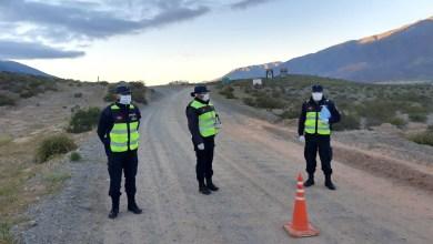 Photo of La Policía realiza un estricto control del aislamiento social obligatorio