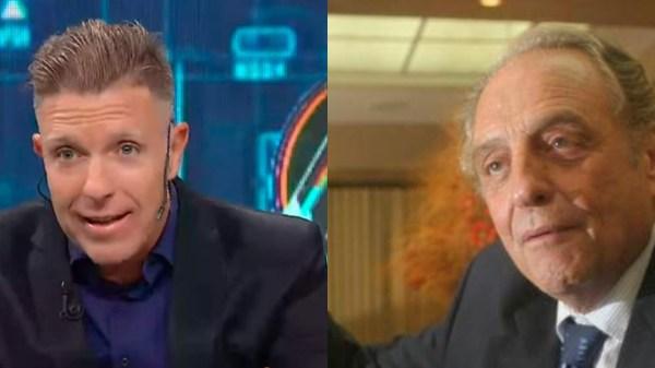 Alejandro Fantino y Carlos Heller