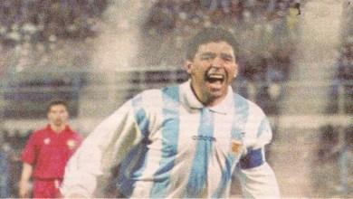 Photo of Hace 26 años Diego Maradona jugaba en Gimnasia y Tiro