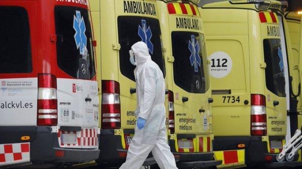 España sigue sumando casos de coronavirus y superó a Italia.