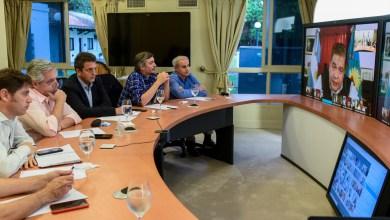 Photo of Alberto Fernández tendrá reuniones para definir cómo sigue la cuarentena