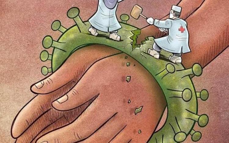 Dibujar un mundo mejor: el arte en tiempos de Coronavirus - Salta 4400