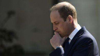 Photo of El mensaje de aliento que envió el príncipe William al primer ministro del Reino Unidos