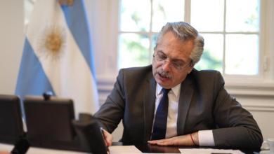 Photo of «Nosotros no queremos entrar en default», remarcó Alberto Fernández