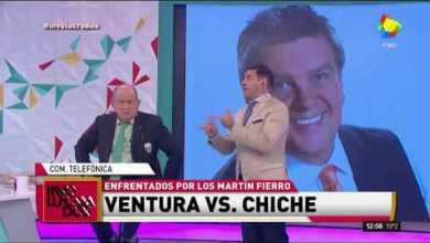 Photo of ¡Se dijeron de todo menos bonito! Tremenda discusión entre Chiche Gelblung y Luis Ventura por el Dr. Mühlberger