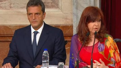 Photo of Polémica contra Cristina Kirchner y Sergio Massa por una medida en el Congreso