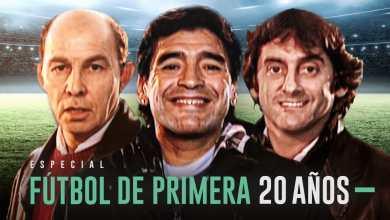 Photo of Golpe a la nostalgia: Netflix estrenó un documental sobre los 20 años de «Fútbol de Primera»