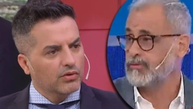 Photo of Se chicanearon en Twitter…¡Por una primicia! El intercambio entre Jorge Rial y Ángel de Brito