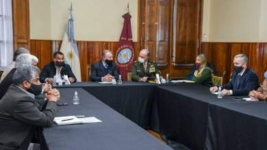 Photo of Destacaron el aporte del Ejército para la prevención del coronavirus en el NOA