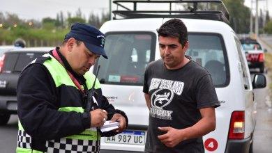 Photo of Realizaron 1200 multas por infracciones de tránsito durante el fin de semana