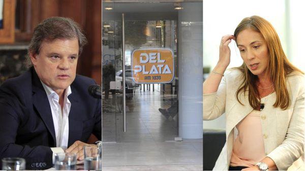 Enrique Sacco y Radio del Plata