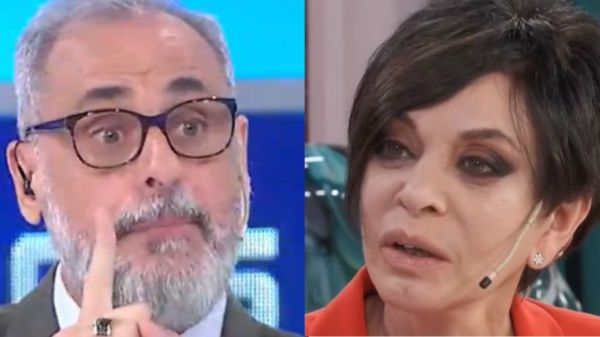 Jorge Rial y Mónica Gutiérrez