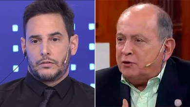 Photo of La angustia de Rodrigo Lussich ante la internación de Chiche Gelblung: «Es alguien a quien…»