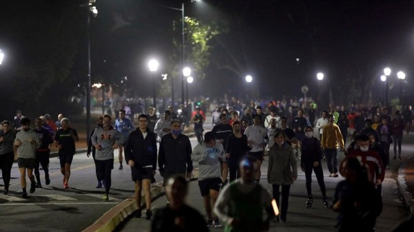 Runners Palermo
