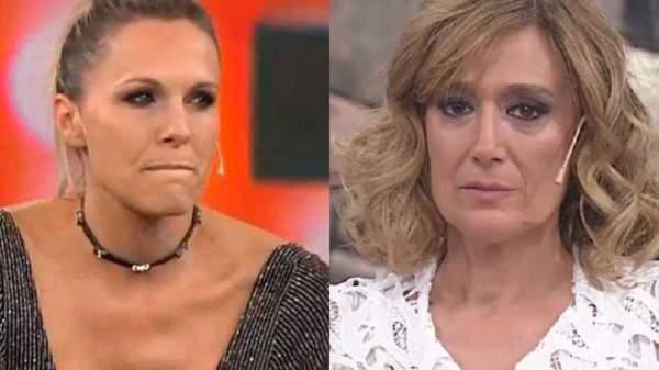 Denise Dumas y Marcela Coronel