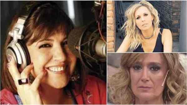 Elizabeth Vernaci, Denise Dumas y Marcela Coronel