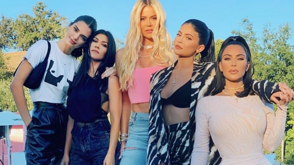 Kim Kardashian, Kylie Jenner, Khloe Kardashian, Kourtney Kardashian, Kendall Jenner