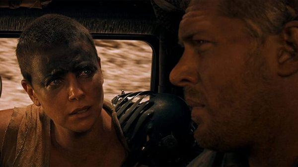 Tom Hardy y Charlize Theron