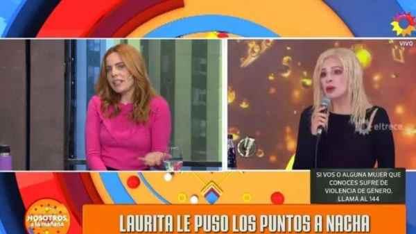 Agustina Kampfer y Nacha Guevara