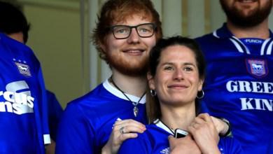 Photo of Ed sheeran y su esposa en la dulce espera de su primer bebé