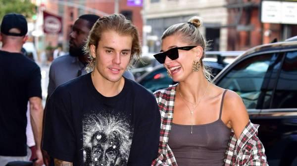 Justin Bieber y Hailey Baldwin 1