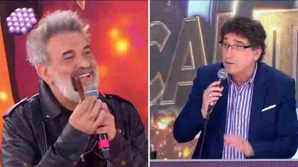 Miguel Ángel Rodríguez y Oscar Mediavilla