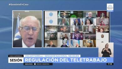 Photo of Oscar Parrilli contra Juan Carlos Romero: «ofendió al Senado eludiendo a la justicia»