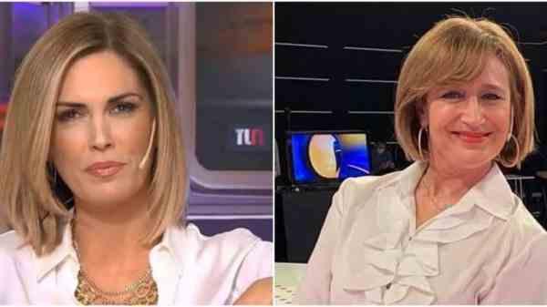 Viviana Canosa y Marcela Coronel