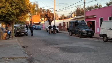 Photo of Inseguridad vial: vecinos denuncian que el mal estado de las calles producen los siniestros