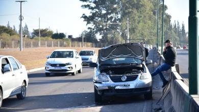 Photo of Inseguridad vial: dos choques en cadena en menos de 500 metros