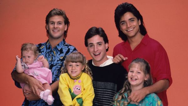 Elenco de Full House