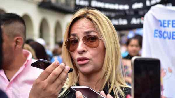 imputaron a Patricia Argañaraz