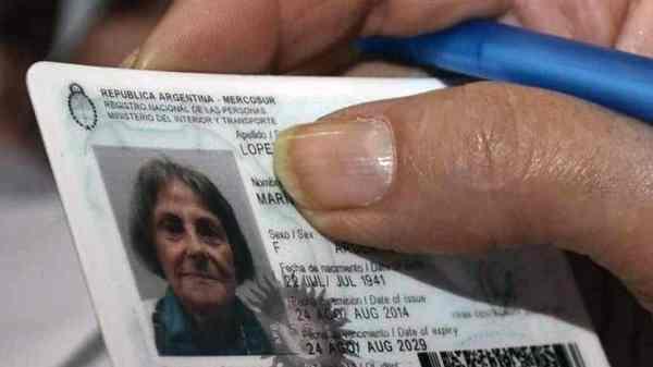 certificado de pre-identificación