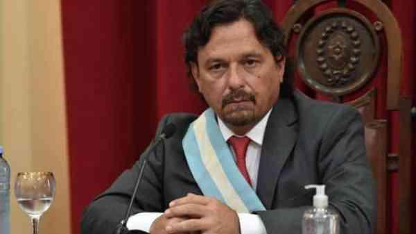 """Gustavo Sáenz - La nota que motivó la denuncia de censura a una radio de Salta: """"Gustavo Sáenz el gran relator"""""""