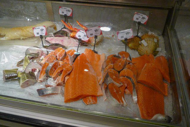 Comida econmica comer barato en Noruega