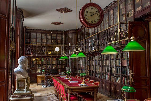 Biblioteca Real Academia Nacional Medicina