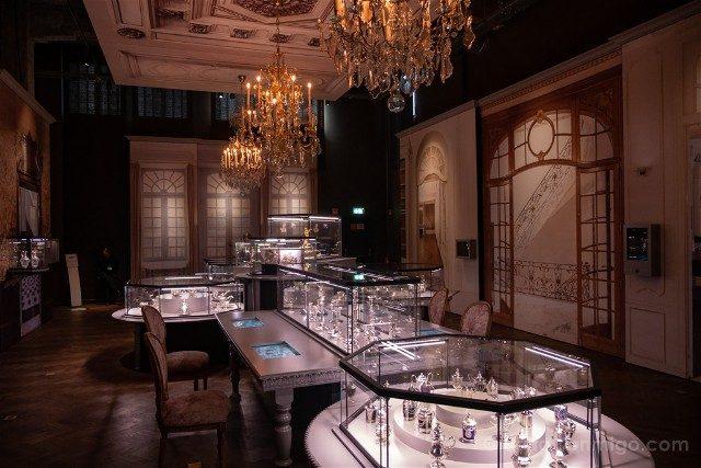 Los diamantes en Amberes y el museo DIVA, museo de los diamantes
