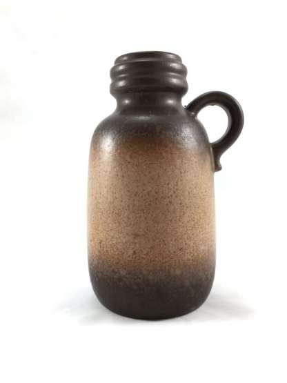 Scheurich-Keramic fat lava vase