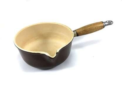 16cm Le Creuset cast iron saucepan