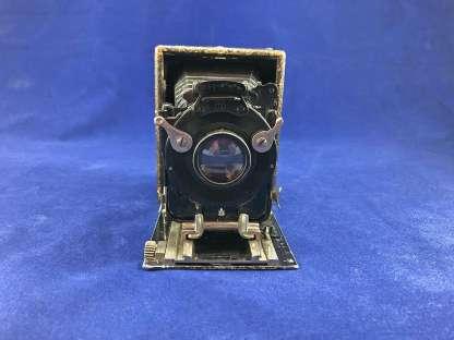 Vintage Ernemann Heag II antique camera