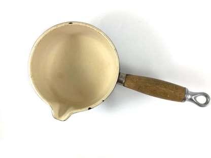 14cm Le Creuset cast iron saucepan
