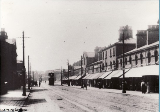 Gordon Terrace shops