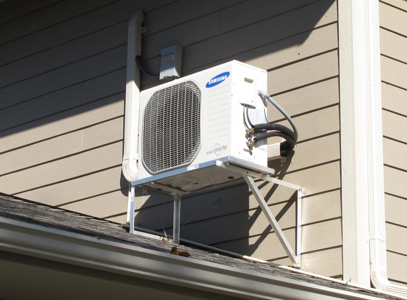 hight resolution of ductless heating system